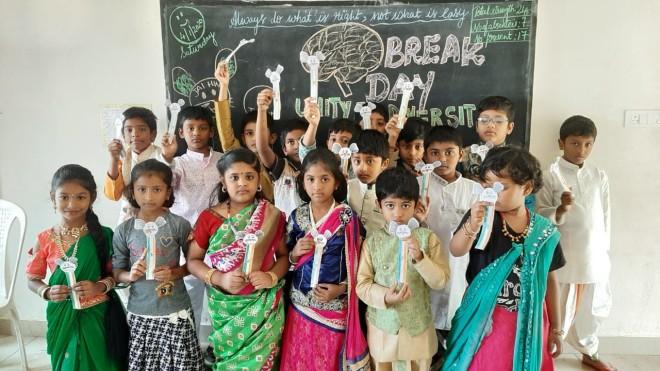 Brain Break Day - 2020 @ Subha Niketan School