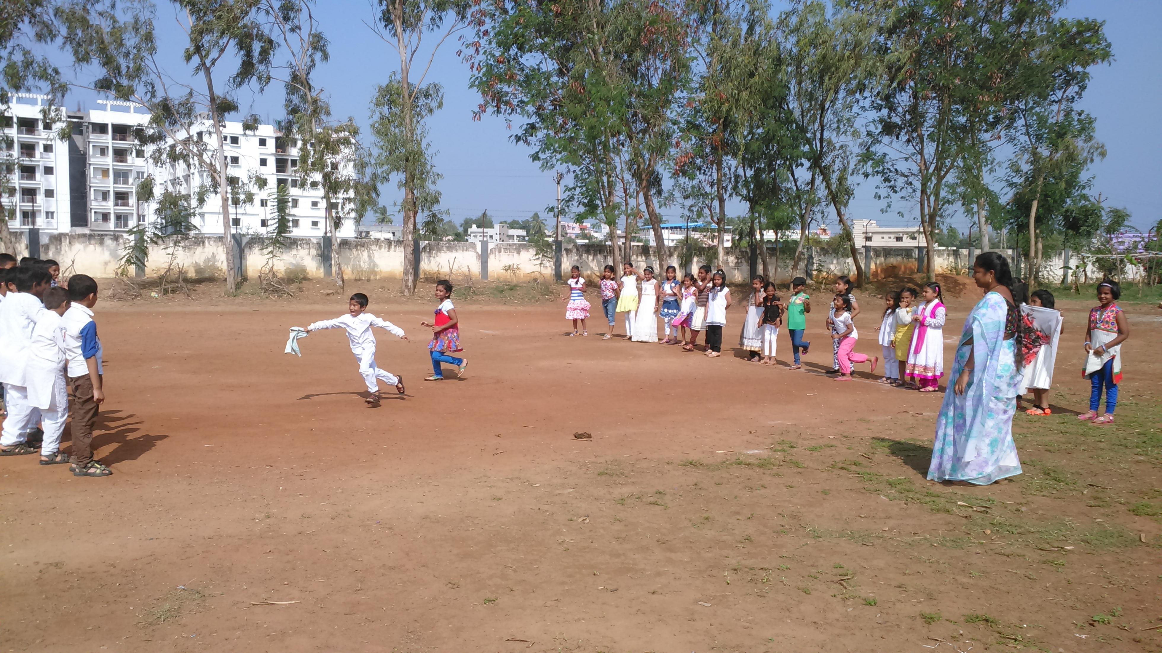Brain Break Day for Class I and Class II in Subha Niketan School