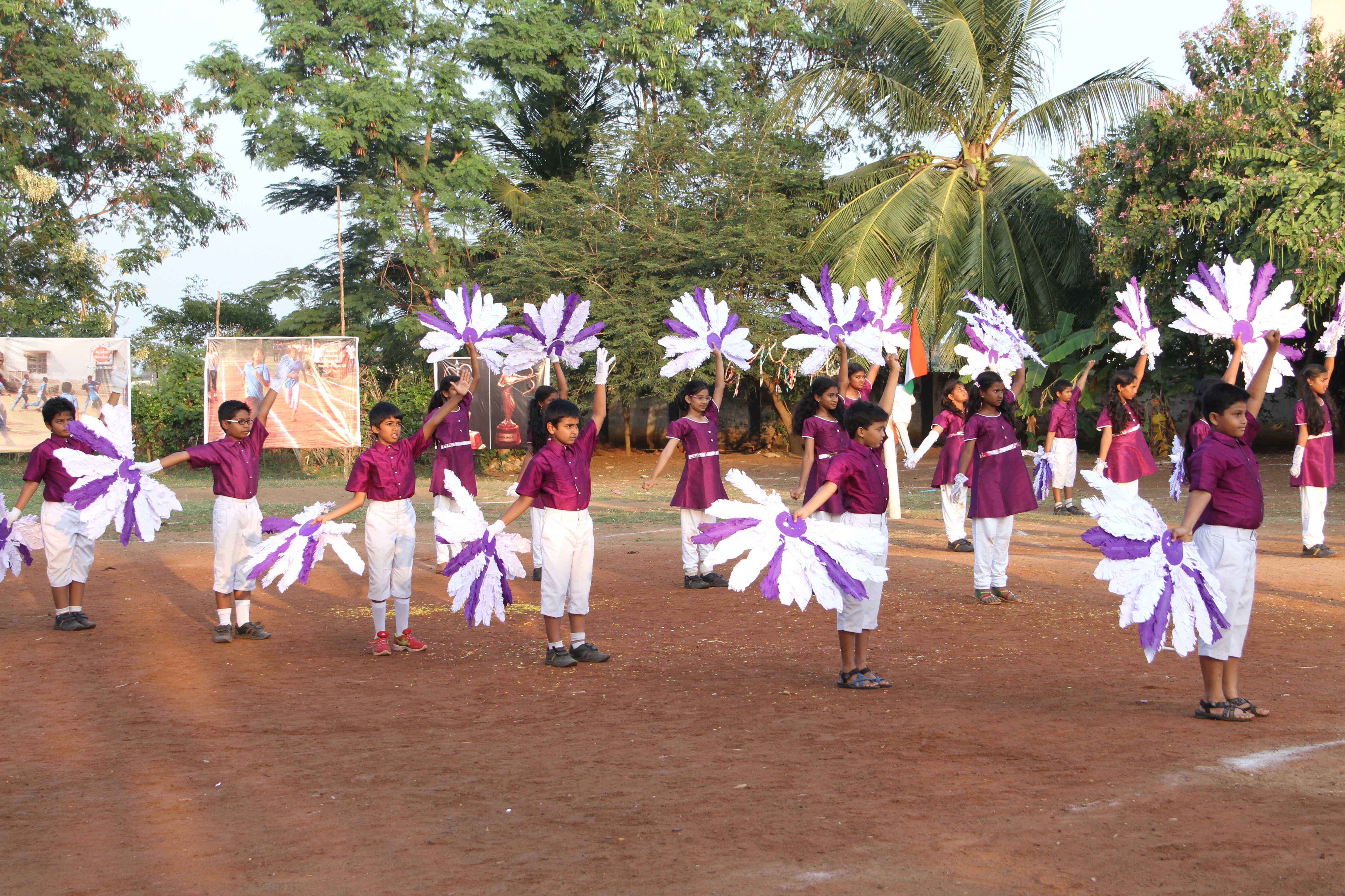 Subha Niketan School - Annual Sports Day - 2015