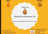 Subha Niketan School - Annual Sports Day - 2017